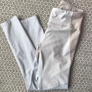 Outdoor Voices Light colored leggings